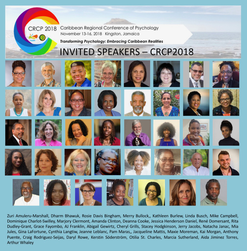 crcp invited speakers
